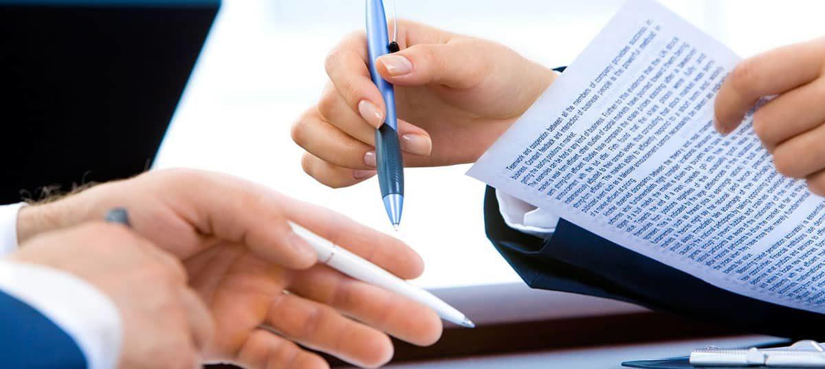 firma del contratto di collaborazione con enti pubblici
