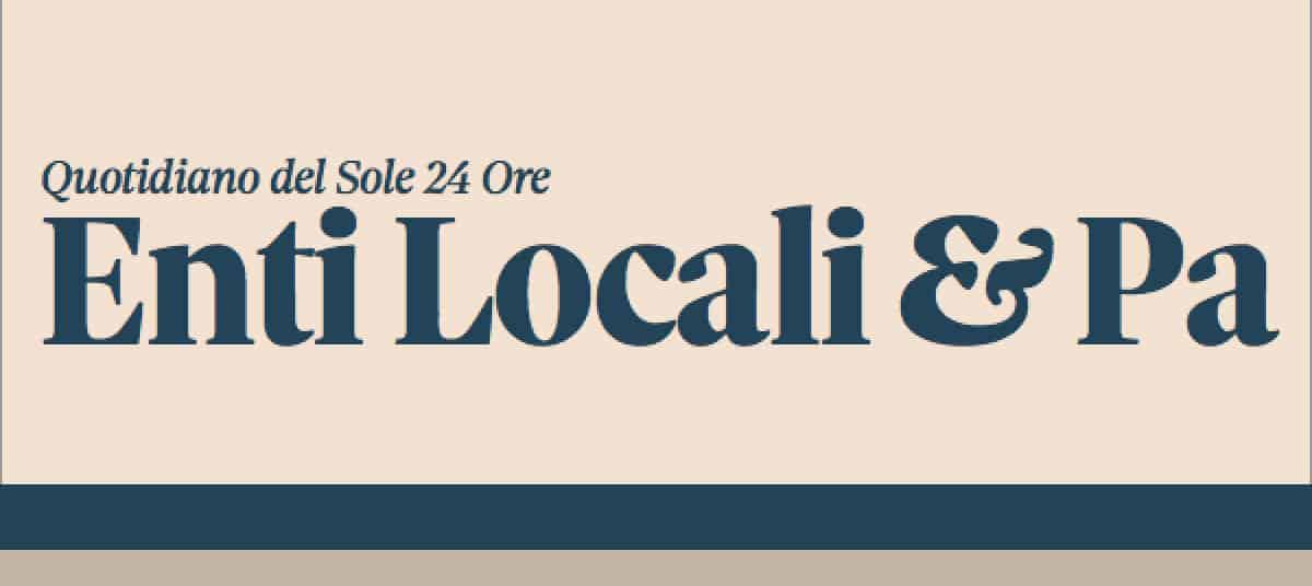 copertina enti locali & pa